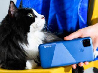 Realme C15 with Snapdragon