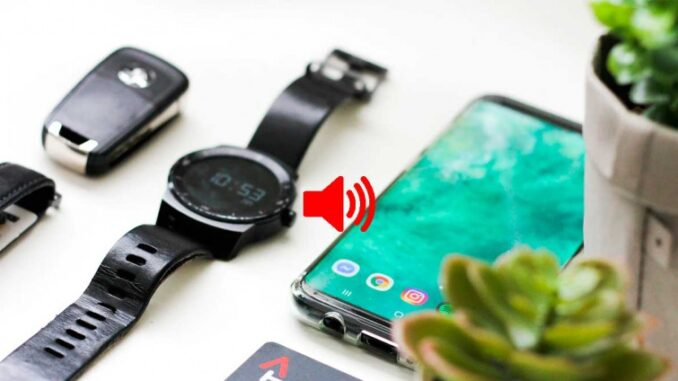 Transfer a Call in Progress from Your Mobile to a Smartwatch