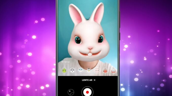 Create Animated 3D Emojis on Huawei Phones