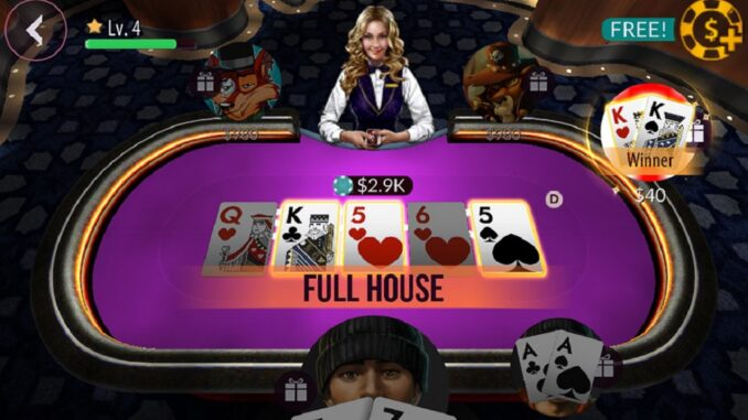 Poker Games for iPhone