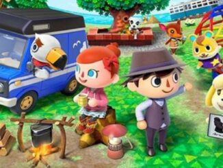 Spela Animal Crossing på iOS med Pocket Camp
