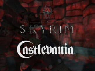 Skyrim l-a cunoscut pe Castlevania