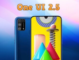 Samsung Galaxy M31 One UI 2.5 Update Available
