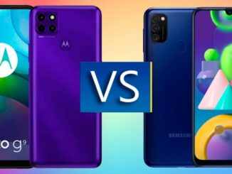 Moto G9 Power vs Samsung Galaxy M21