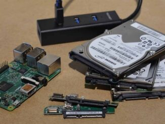 Turn a Raspberry Pi into a NAS Server