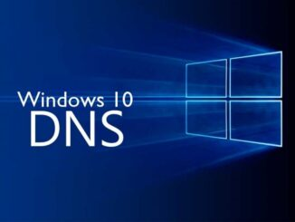 Change and Configure DNS Server in Windows 10