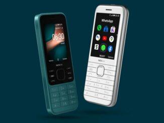 New Nokia 8000 4G and Nokia 6300 4G