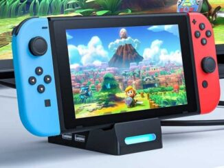 Portable Docks Compatible with the Nintendo Switch
