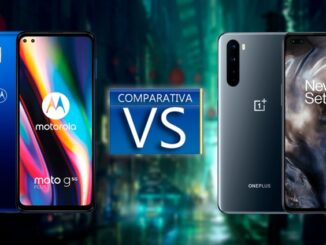 Moto G 5g Plus vs OnePlus Nord