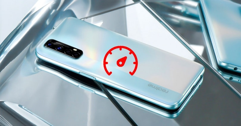 Realme Can Be Started in Less Time