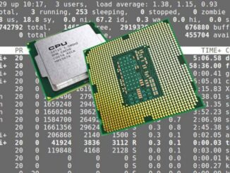 CPU High Consumption in Linux