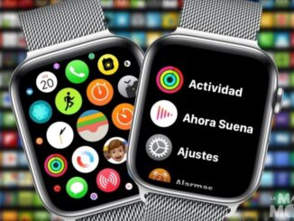 Change the Display of Apps on Apple Watch