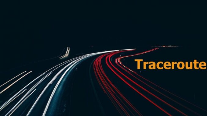 Free Traceroute or Tracert Programs