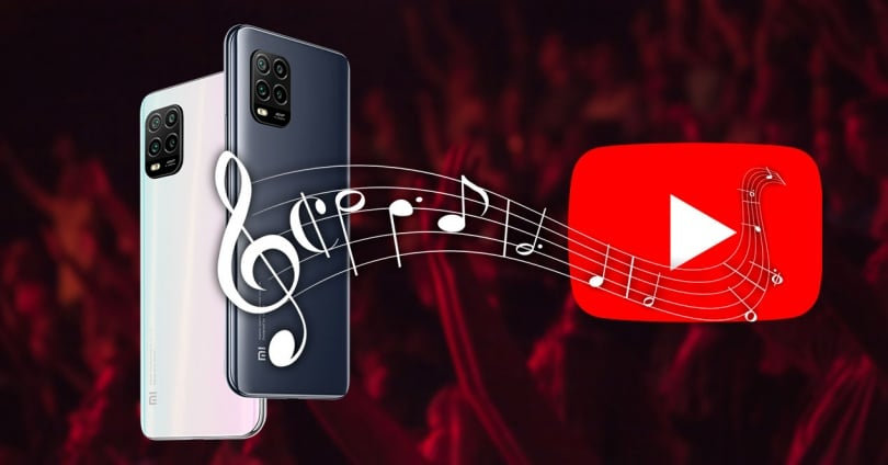 Listen to Music on YouTube with the Screen off on Xiaomi