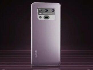 New Camera Huawei P50