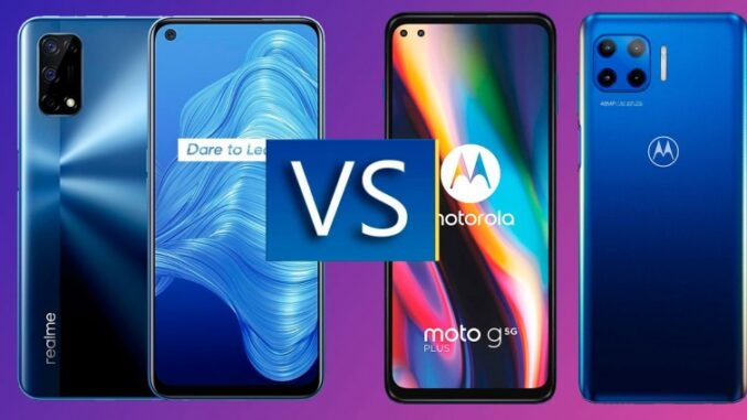 Realme 7 5G vs Moto G 5G Plus