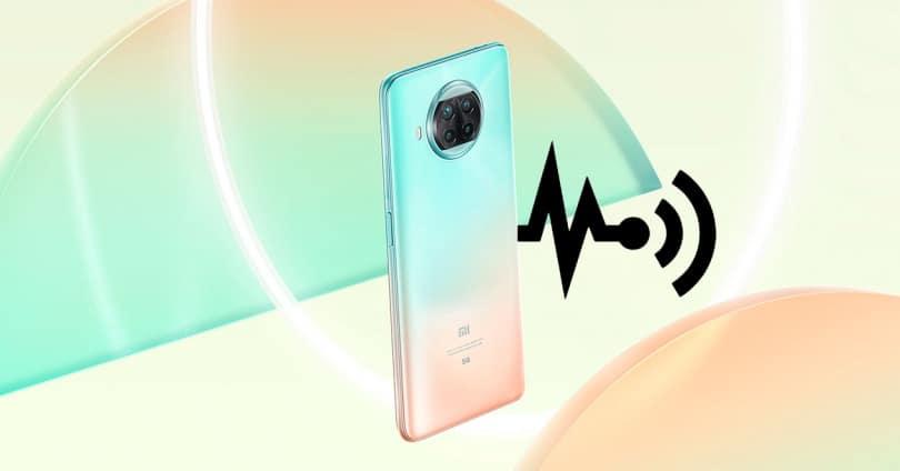 Check the Proximity Sensor of a Xiaomi
