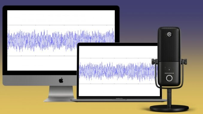 Record, Edit and Listen to Podcasts on Mac