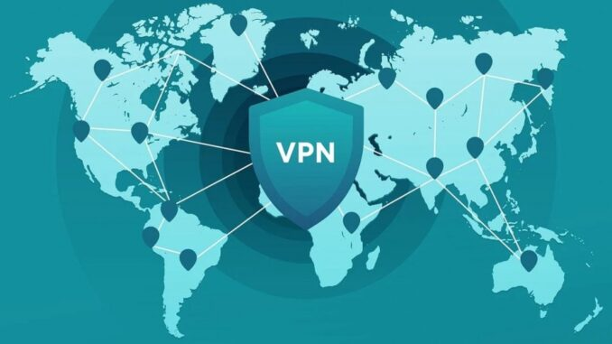 Connect through VPN on All Devices