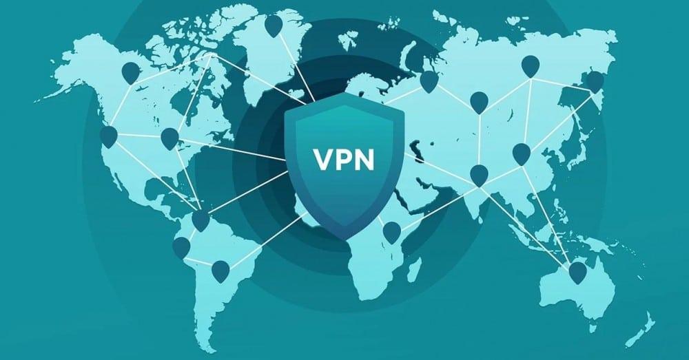 Anslut via VPN på alla enheter