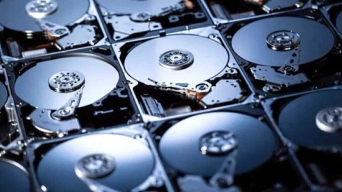 Programs to Analyze the Occupied Space of the Hard Disk