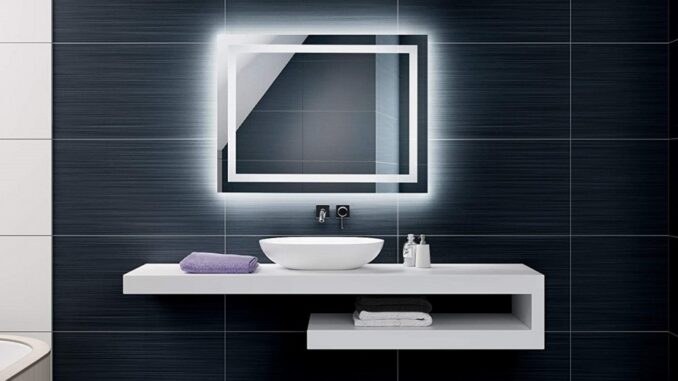 Smart Mirror for the Bathroom