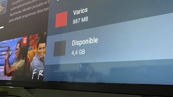 Expand the Internal Memory of a Smart TV