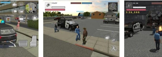 Police Games for iPhone