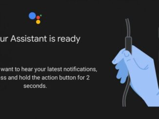 Google Assistant Improves Wired Headphones