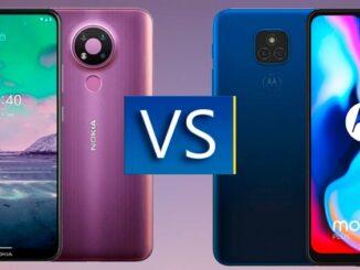 Nokia 3.4 vs Motorola Moto E7 Plus