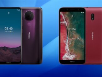 Nokia 5.4 and Nokia C1 Plus