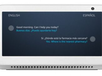 Real-time Translation Alexa