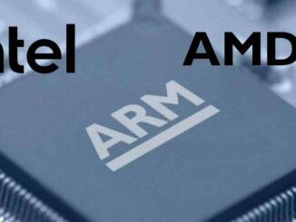 Intel et AMD