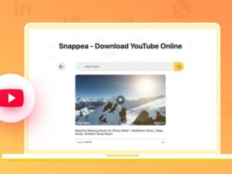 Convert YouTube Videos to MP3 with Snappea