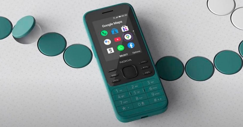 New Nokia 6300 4G. Features