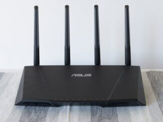 Change the Firmware of the Router