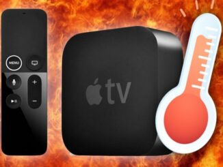 Apple TV Gets Very Hot