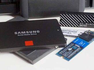 SATA 3 SSD vs PCIe NVMe
