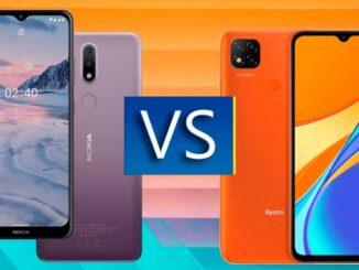 Nokia 2.4 Versus the Redmi 9C