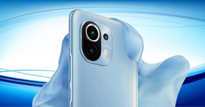 Xiaomi Mi 11 серии