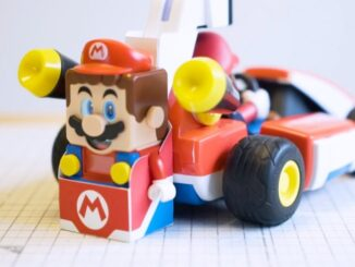 Lego Super Mario et Mario Kart Live