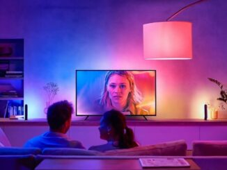 Enhance Your Smart TV with These LED Lights