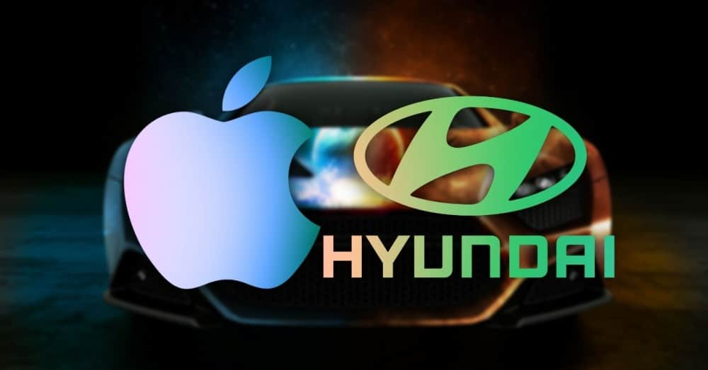 Apple and Hyundai: Agreement