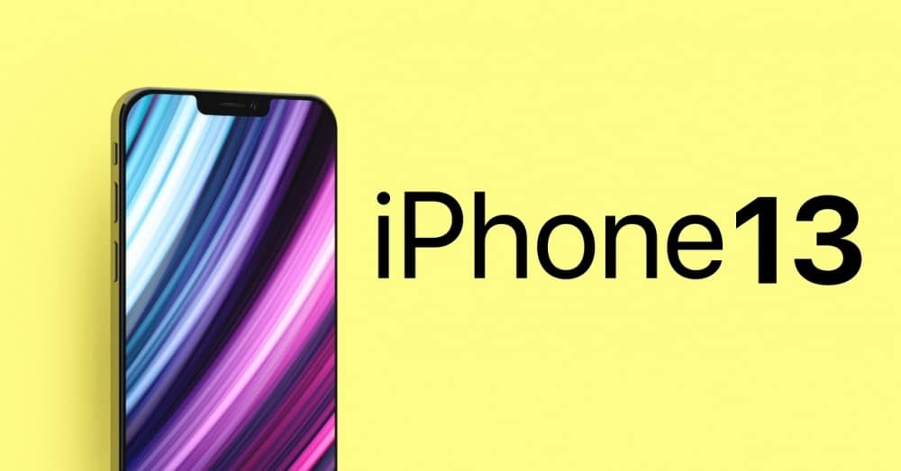 Notch of the iPhone 13