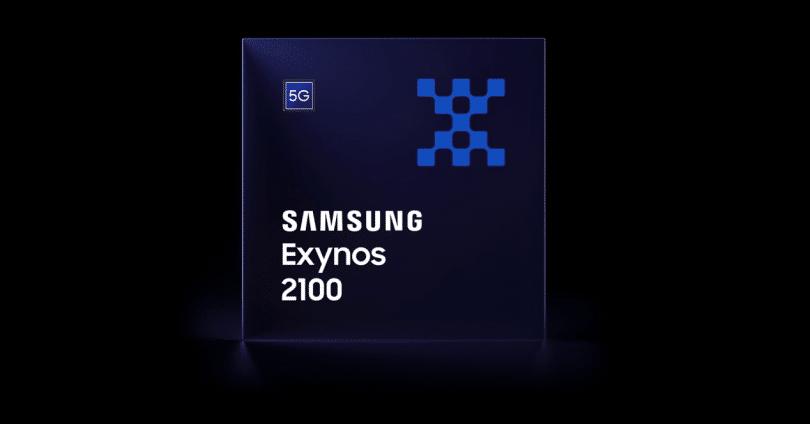 Ny Samsung Exynos 2100-processor