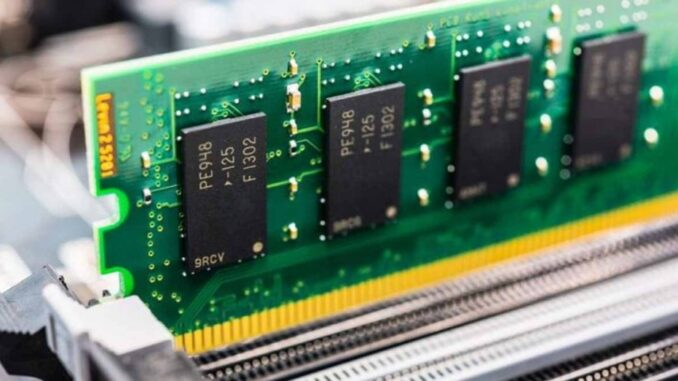 Evolution of RAM Memory