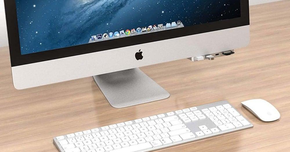 Nejlepší levné rozbočovače pro Apple iMac