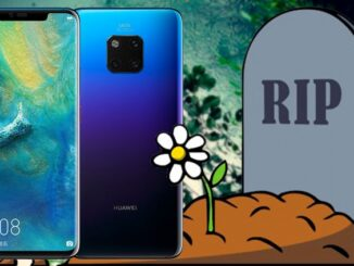 Huawei Mate 20 Will Not Receive Any More Updates.
