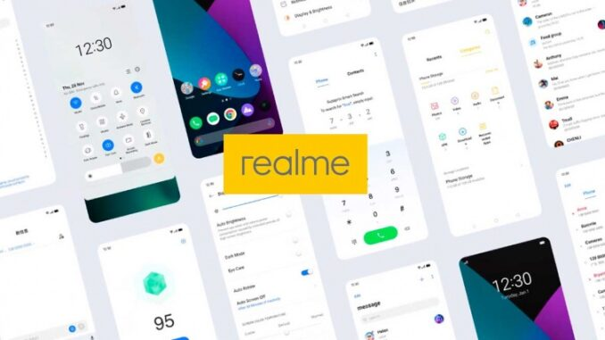 Change the App Drawer Type of Your Realme