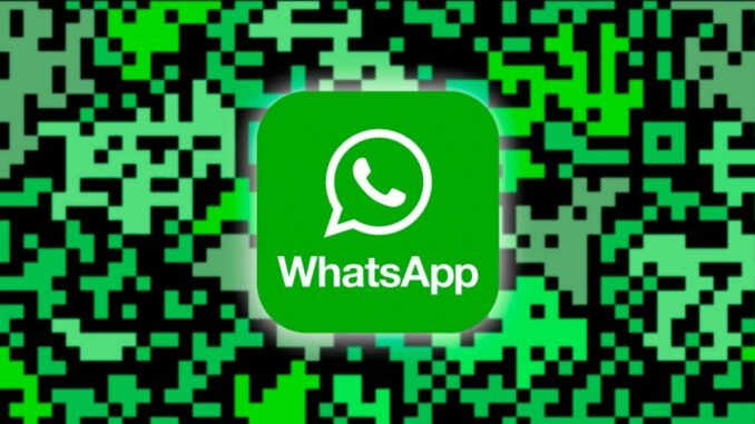 Add Contacts with a QR Code on WhatsApp